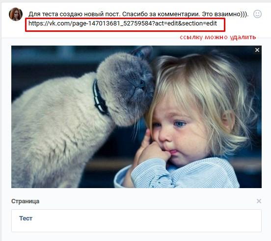 Как оформить пост через вики-страницу ВКонтакте