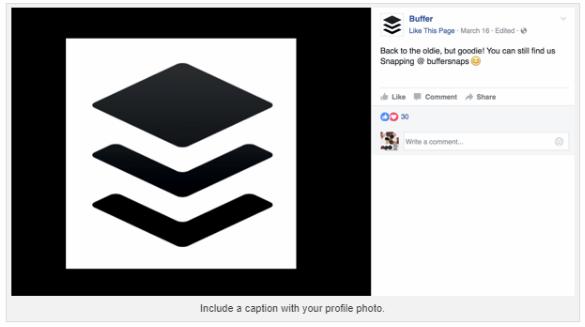 оптимизация профиля на facebook