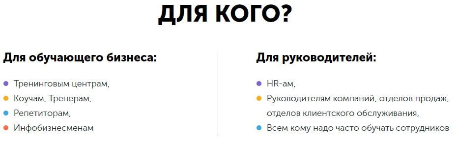 категории клиентов